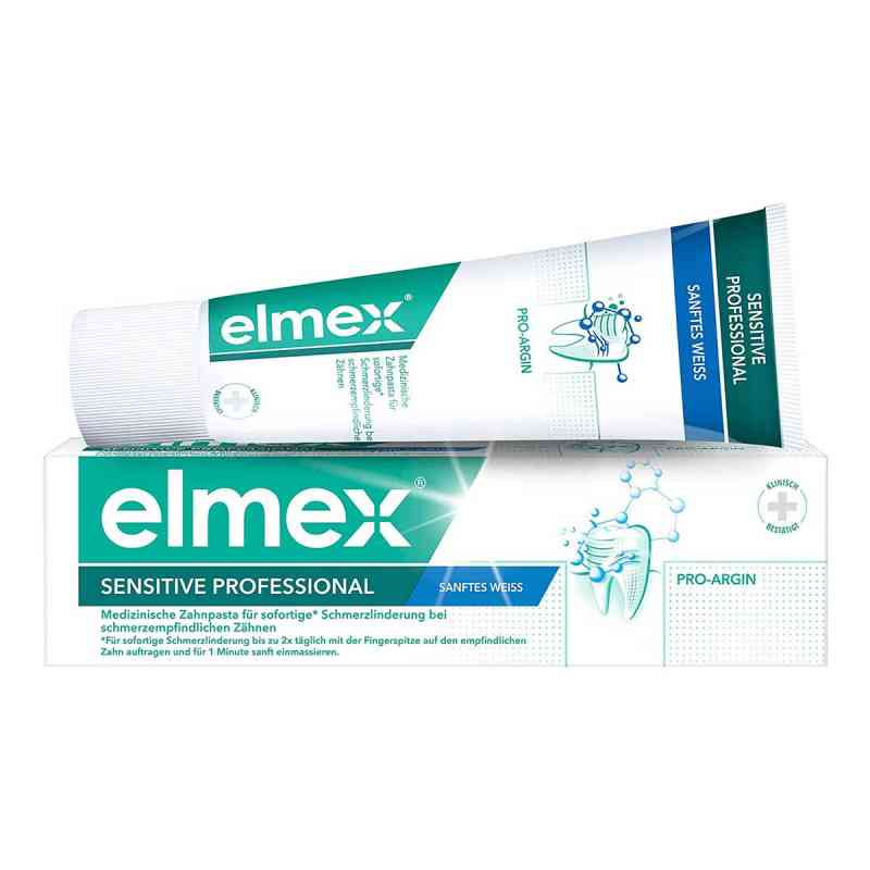 Elmex Sensitive Professional plus Sanftzahnweiss  bei Apotheke.de bestellen