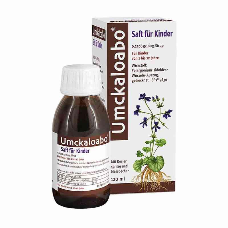 Umckaloabo Saft für Kinder  bei Apotheke.de bestellen