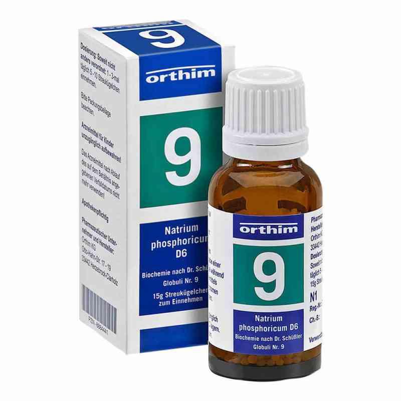 Biochemie Globuli 9 Natrium phosphoricum D6  bei Apotheke.de bestellen