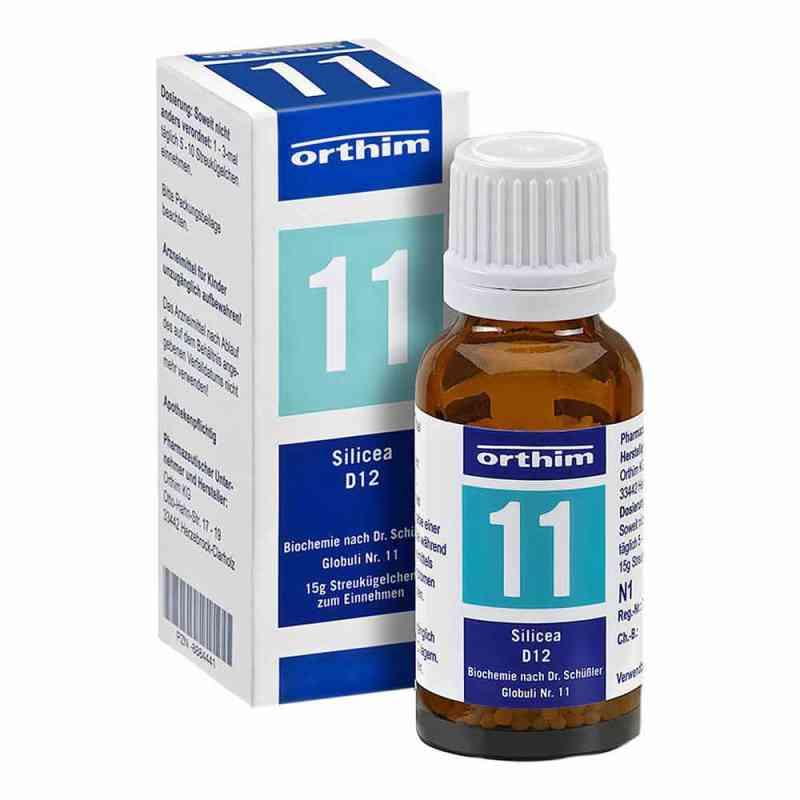 Biochemie Globuli 11 Silicea D12  bei Apotheke.de bestellen