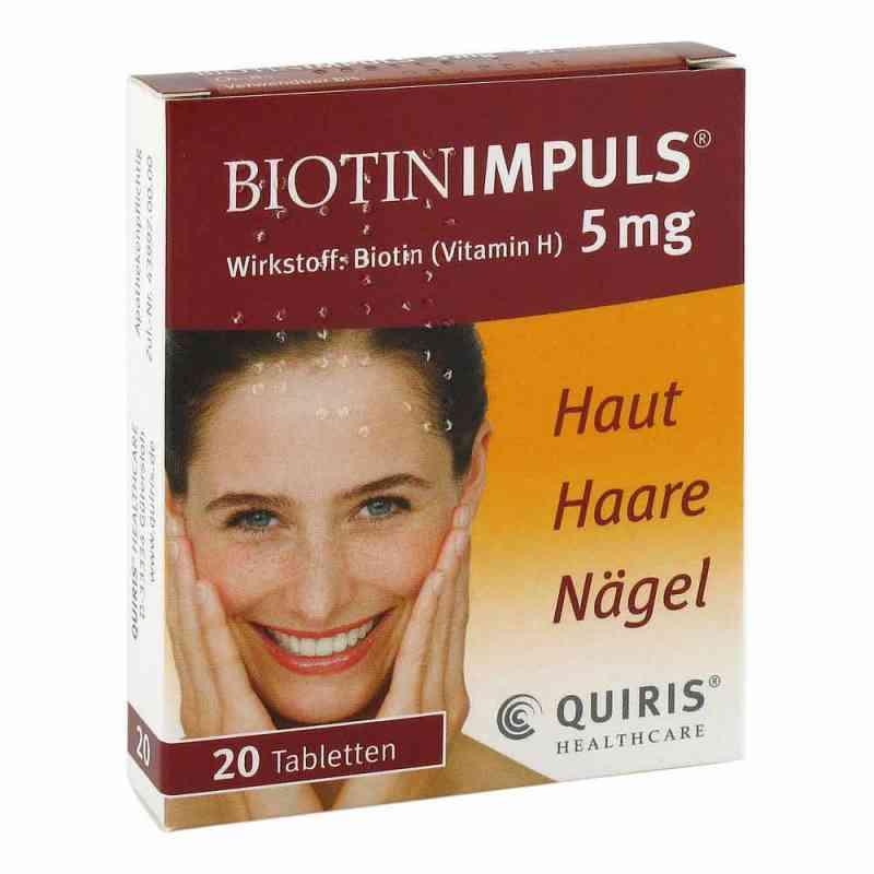 Biotin Impuls 5 mg Tabletten  bei Apotheke.de bestellen