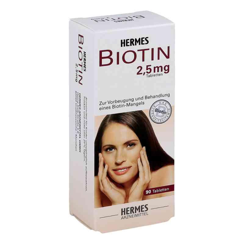Biotin Hermes 2,5 mg Tabletten  bei Apotheke.de bestellen
