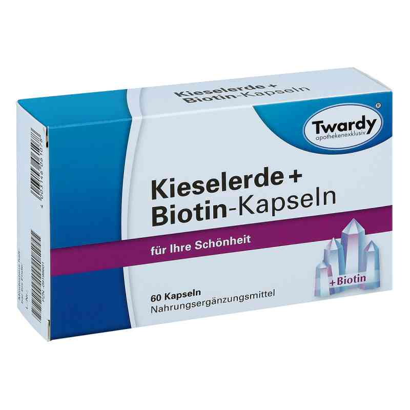 KIESELERDE+BIOTIN Kapseln 09198601