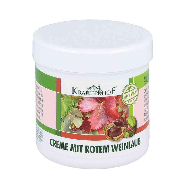 Rotes Weinlaub Creme Kräuterhof  bei Apotheke.de bestellen