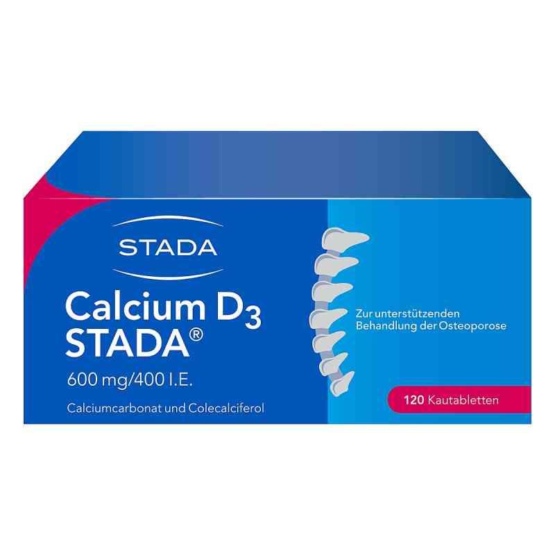 Calcium D3 STADA 600mg/400 internationale Einheiten  bei Apotheke.de bestellen