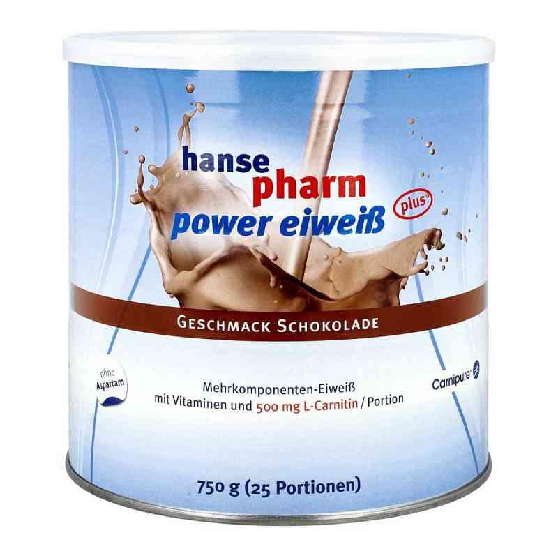 Hansepharm Power Eiweiss plus Schoko Pulver  bei Apotheke.de bestellen