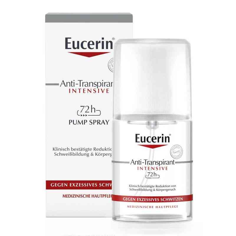 Eucerin Deodorant Antitranspirant Spray 72 h  bei Apotheke.de bestellen