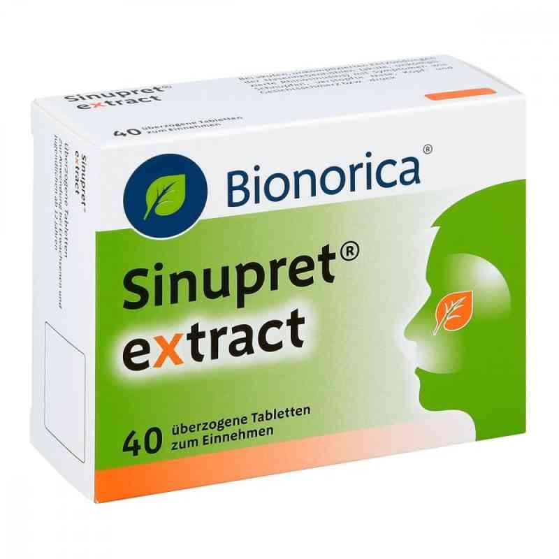 Sinupret extract überzogene Tabletten  bei Apotheke.de bestellen
