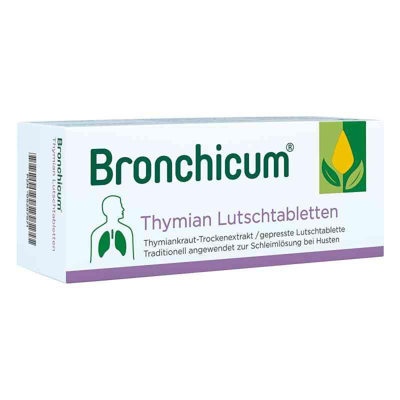 Bronchicum Thymian Lutschtabletten - bei Husten  bei Apotheke.de bestellen