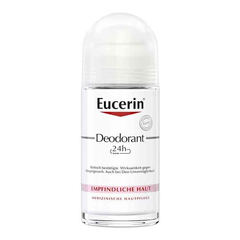 Eucerin Deodorant Roll on 24 h  bei Apotheke.de bestellen