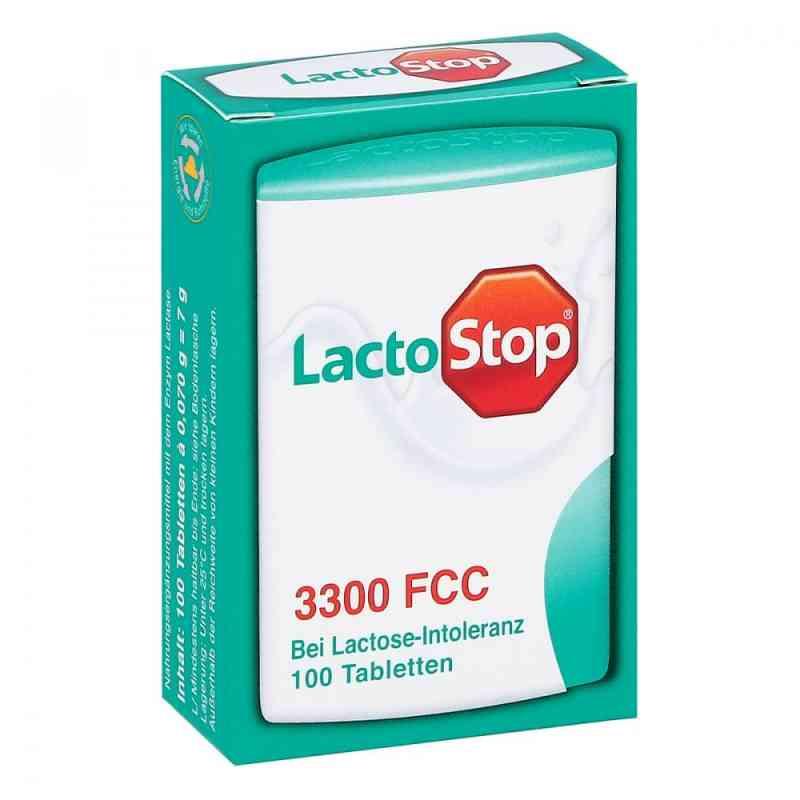 Lactostop 3.300 Fcc Tabletten Klickspender  bei Apotheke.de bestellen