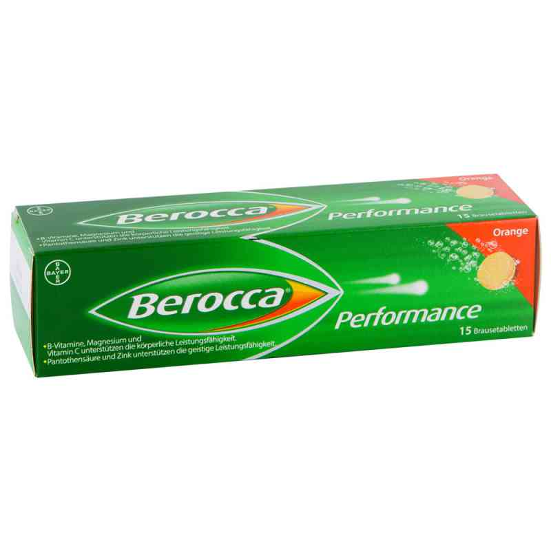 Berocca Performance Brausetabletten  bei Apotheke.de bestellen