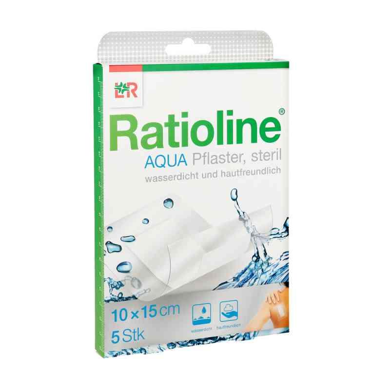 Ratioline aqua Duschpflaster Plus 10x15 cm steril  bei Apotheke.de bestellen