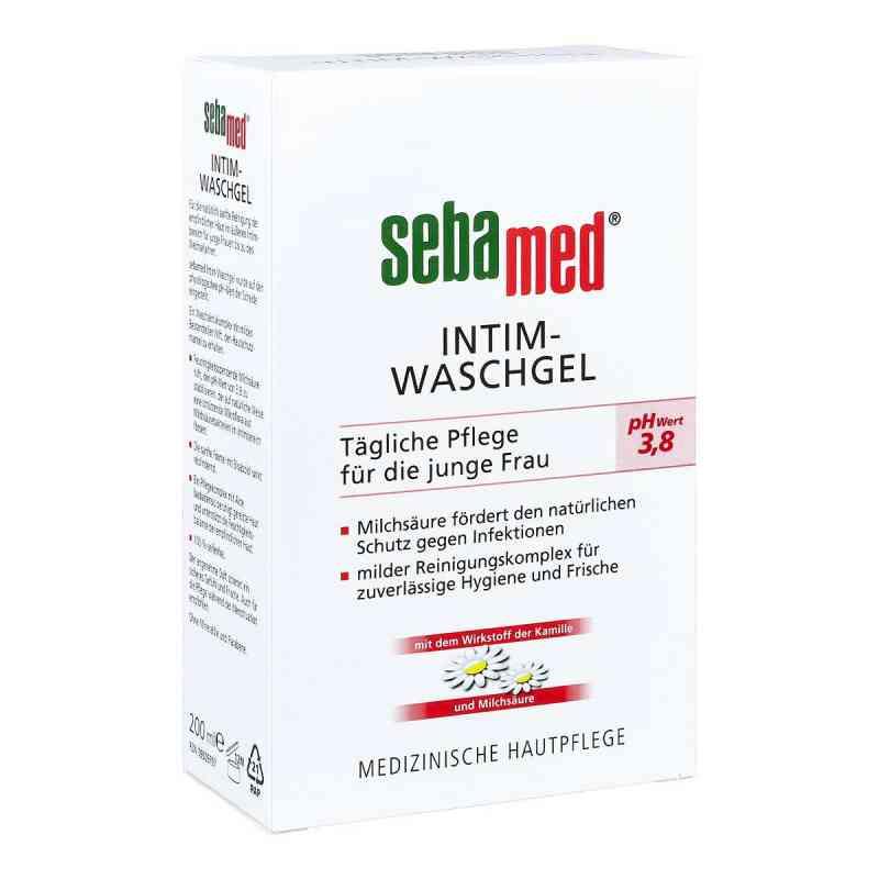 Sebamed Intim Waschgel pH 3,8 für die junge Frau  bei Apotheke.de bestellen