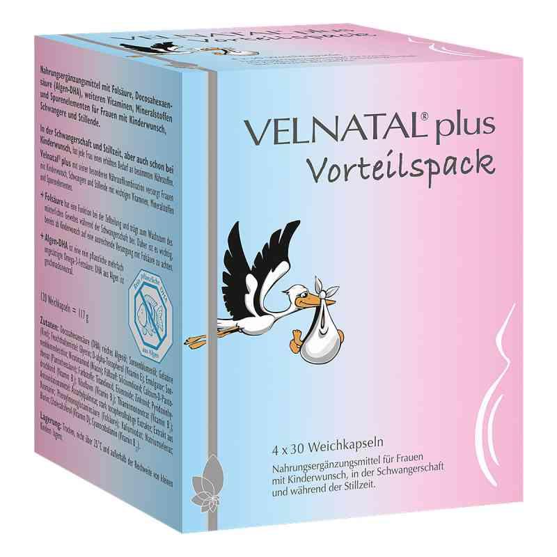 Velnatal plus Vorteilspack Kapseln  bei Apotheke.de bestellen