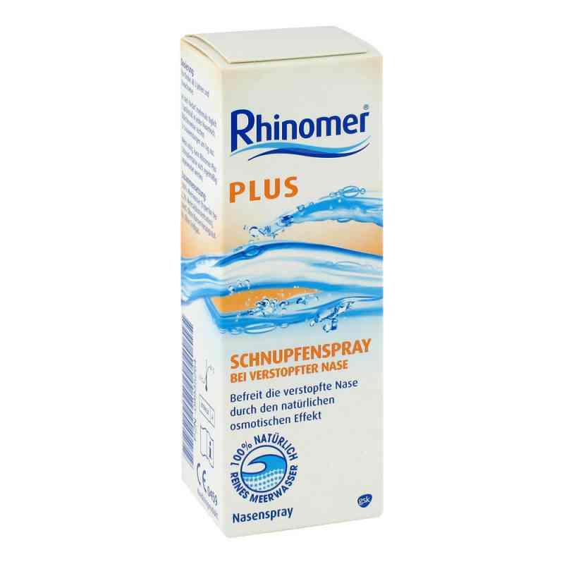 Rhinomer Plus Schnupfenspray  bei Apotheke.de bestellen