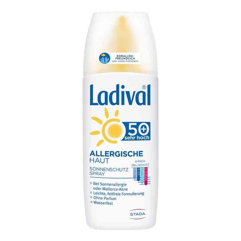 Ladival allergische Haut Spray Lsf 50+  bei Apotheke.de bestellen