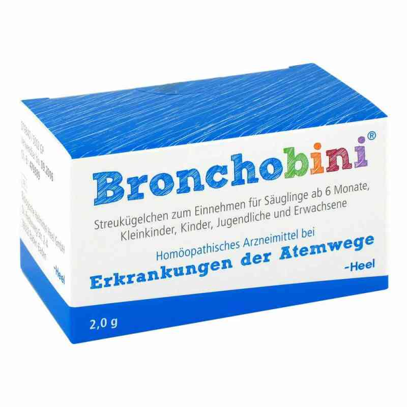 Bronchobini Globuli  bei Apotheke.de bestellen