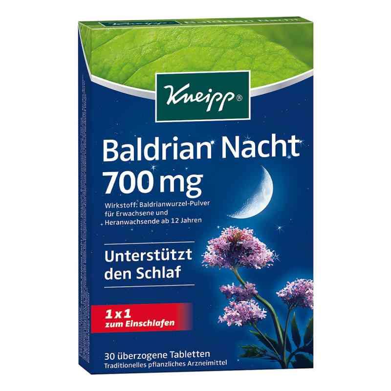 Kneipp Baldrian Nacht überzogene Tabletten  bei Apotheke.de bestellen