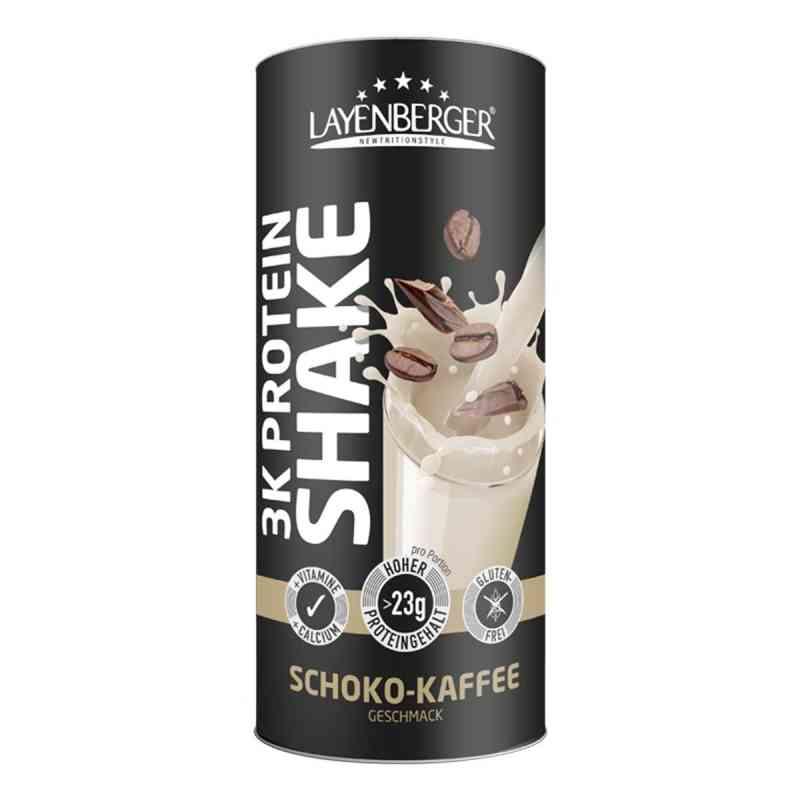 Layenberger Lowcarb.one 3k Protein Shake Scho.kaf.  bei Apotheke.de bestellen