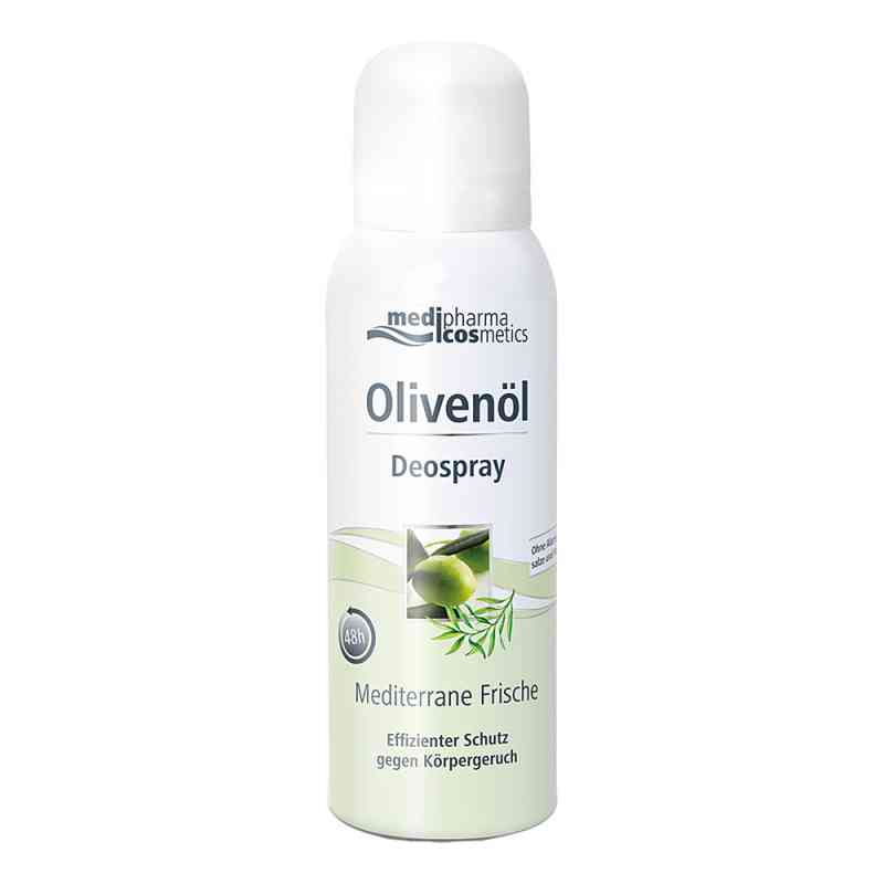 Olivenöl Deospray Mediterrane Frische  bei Apotheke.de bestellen
