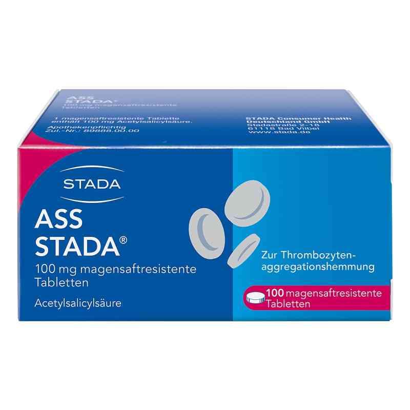 Ass Stada 100 mg magensaftresistente Tabletten  bei Apotheke.de bestellen