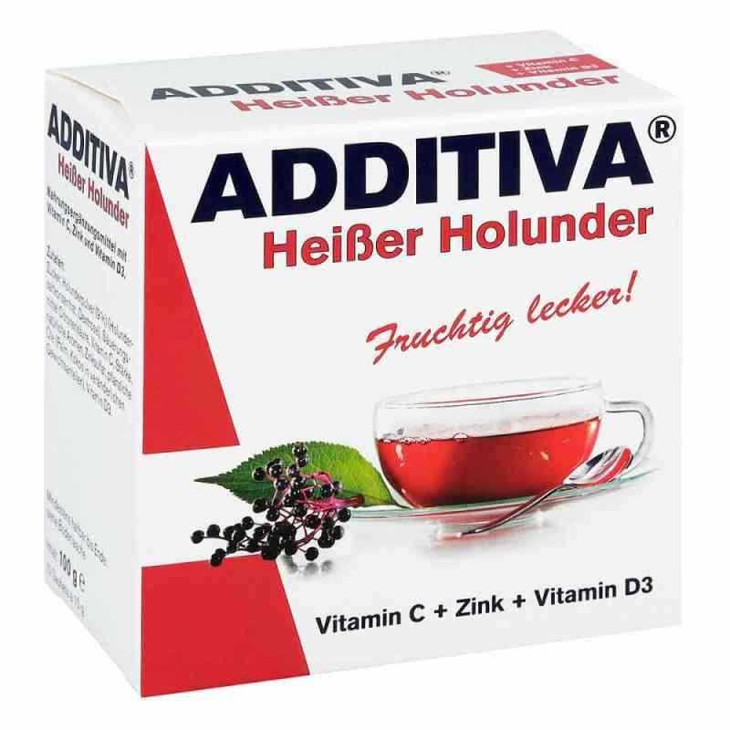 Additiva Heisser Holunder Pulver  bei Apotheke.de bestellen
