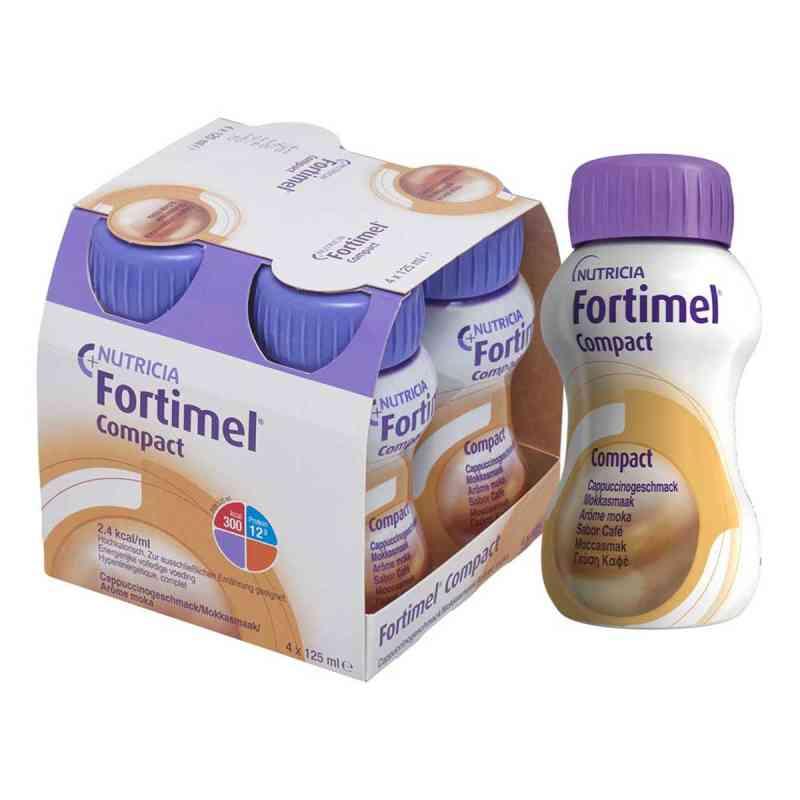 Fortimel Compact 2.4 Cappuccinogeschmack  bei Apotheke.de bestellen