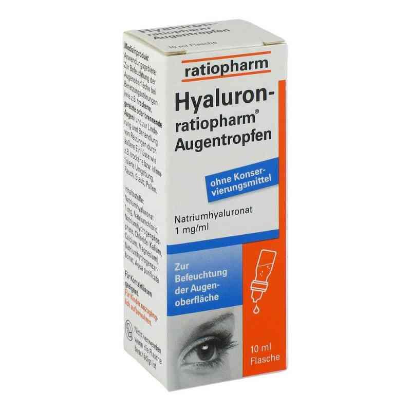 Hyaluron Ratiopharm Augentropfen  bei Apotheke.de bestellen