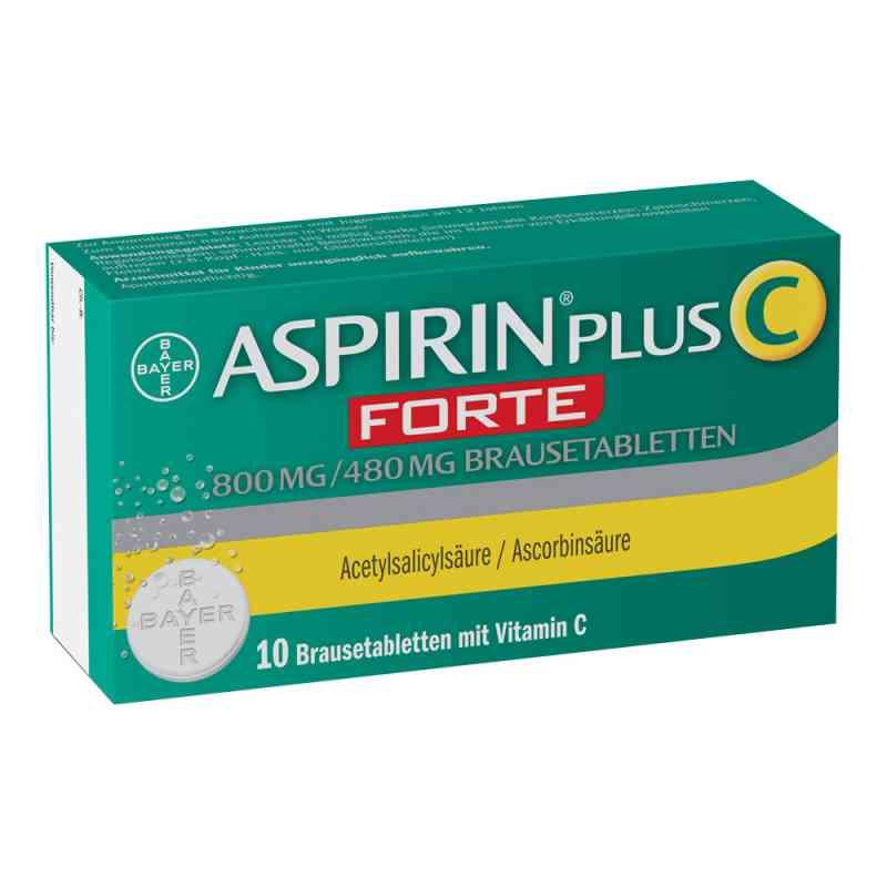 Aspirin plus C Forte 800mg/480mg  bei Apotheke.de bestellen