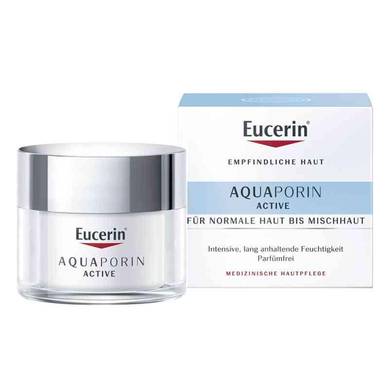 Eucerin Aquaporin Active Creme norm.bis Mischhaut  bei Apotheke.de bestellen