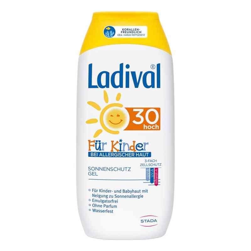 Ladival Kinder allergische Haut Gel Lsf 30  bei Apotheke.de bestellen