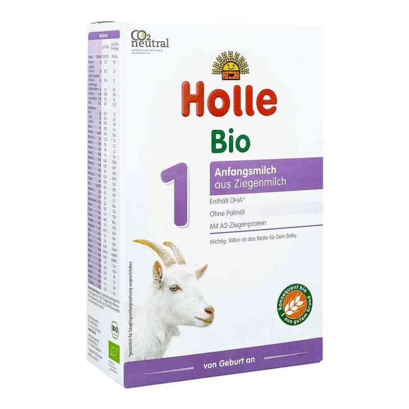 Holle Bio Anfangsmilch 1 auf Ziegenmilchbasis  bei Apotheke.de bestellen