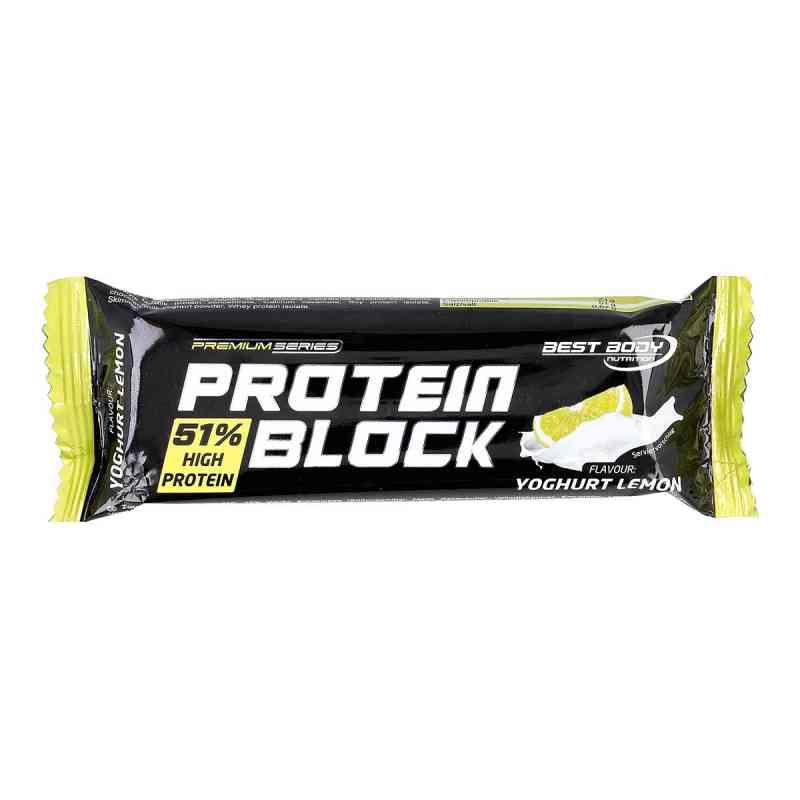 Bbn Hardcore Proteinblock Riegel Yoghurt Lemon  bei Apotheke.de bestellen