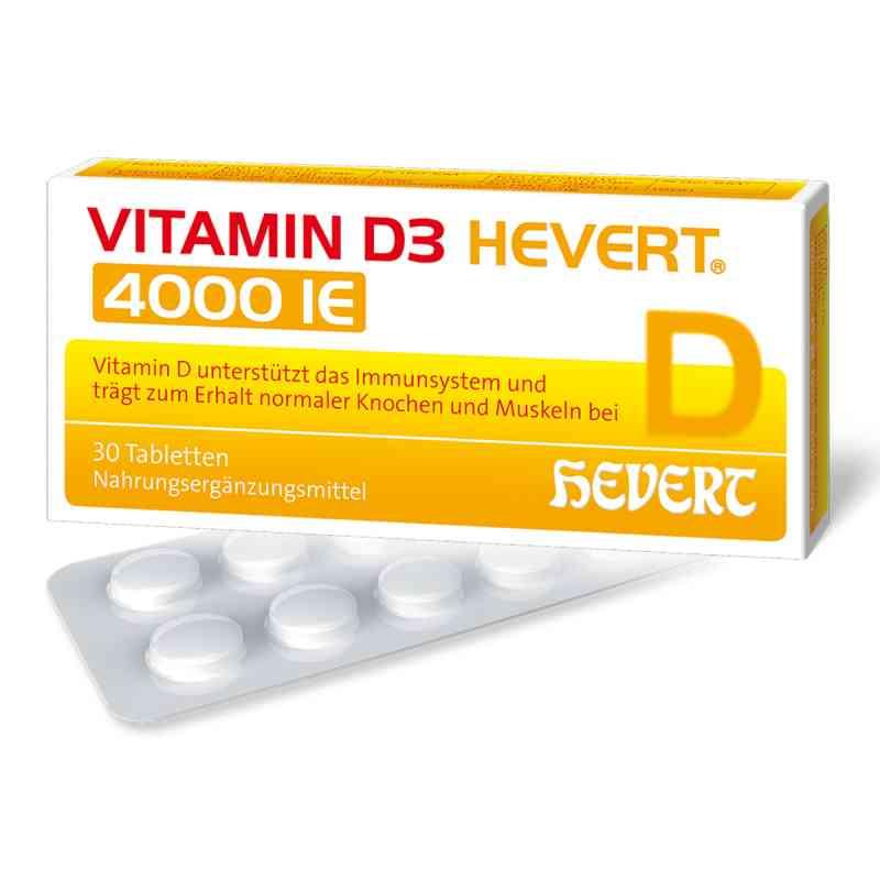 Vitamin D3 Hevert 4.000 I.e. Tabletten  bei Apotheke.de bestellen