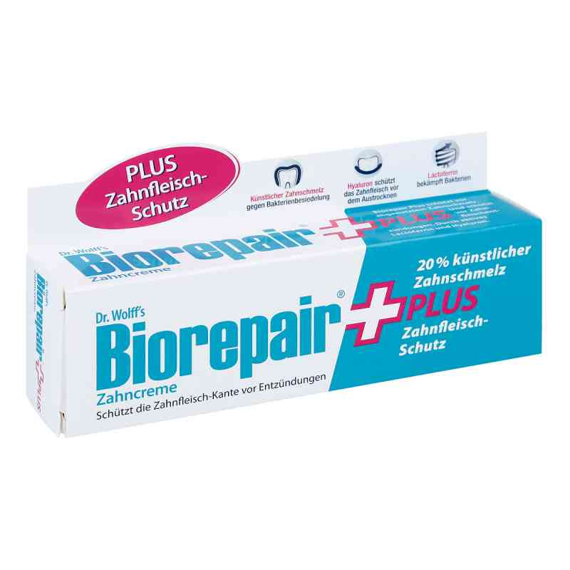 Biorepair Zahncreme plus  bei Apotheke.de bestellen