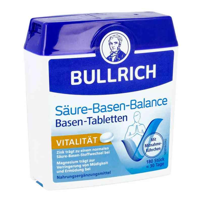 bullrich s ure basen balance tabletten 180 stk. Black Bedroom Furniture Sets. Home Design Ideas