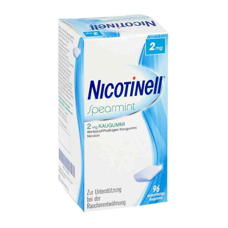 Nicotinell 2mg Spearmint  bei Apotheke.de bestellen