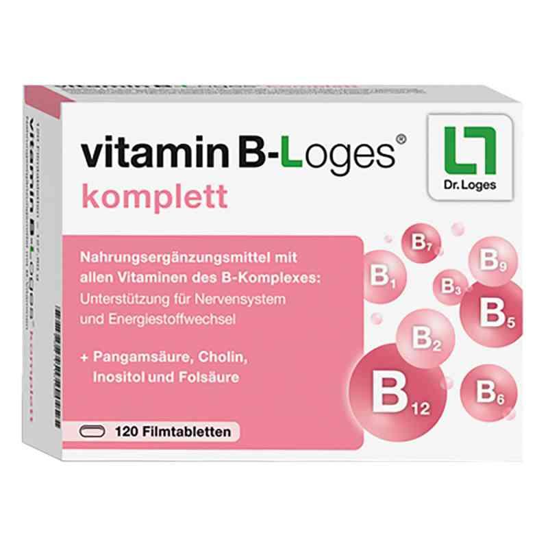 Vitamin B-loges komplett Filmtabletten  bei Apotheke.de bestellen