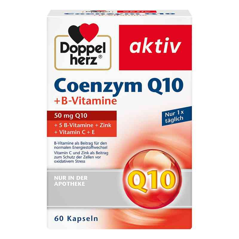 Doppelherz Coenzym Q10+b Vitamine Kapseln  bei Apotheke.de bestellen