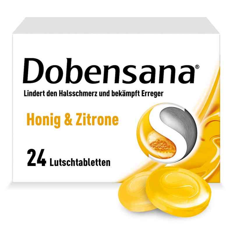 Dobensana Honig und Zitronengeschmack 1,2mg/0,6mg  bei Apotheke.de bestellen