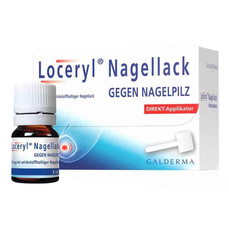 Loceryl gegen Nagelpilz  bei Apotheke.de bestellen