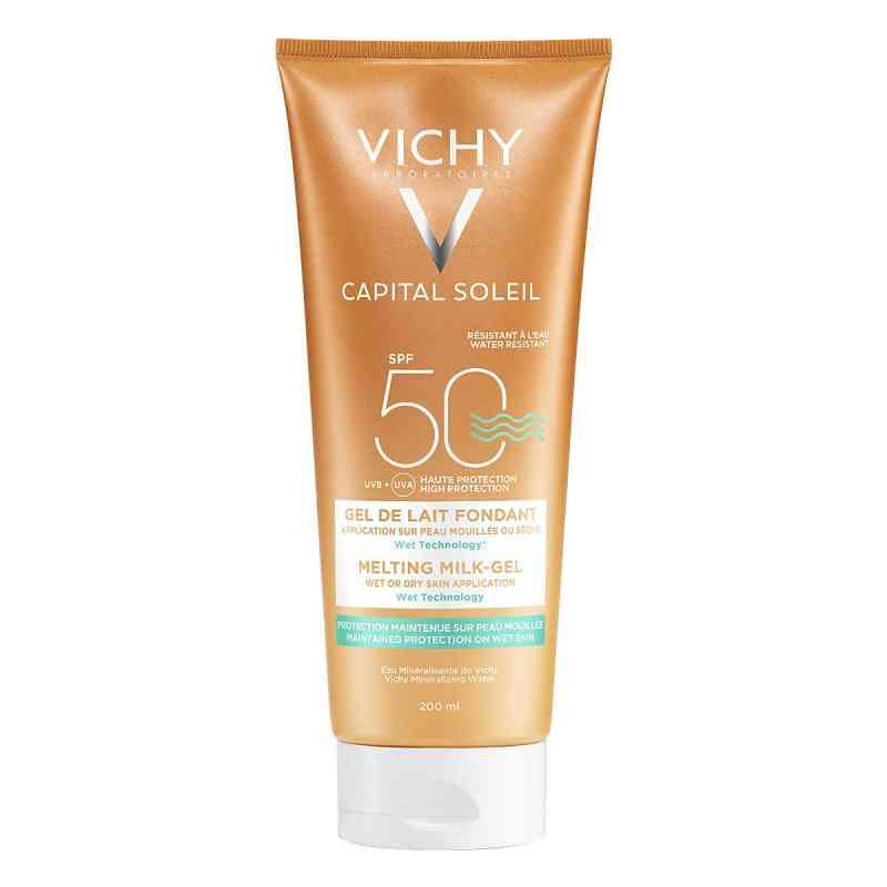 Vichy Ideal Soleil Wet Gel-milch Lsf 50  bei Apotheke.de bestellen