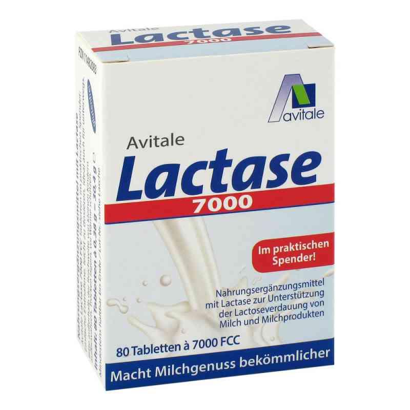 Lactase 7.000 Fcc Tabletten im Spender  bei Apotheke.de bestellen