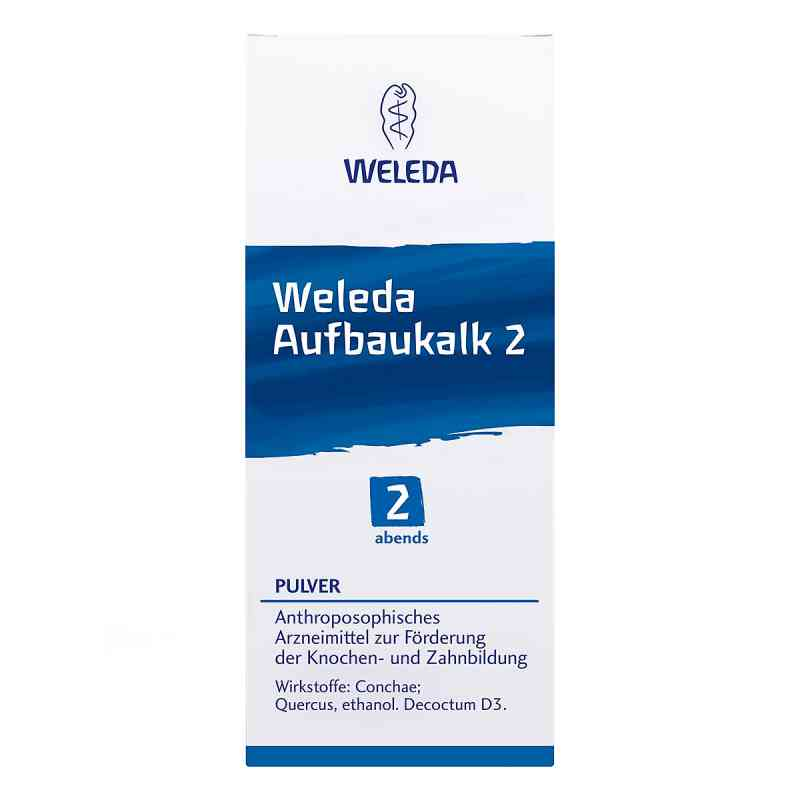 Weleda Aufbaukalk 2 Pulver  bei Apotheke.de bestellen