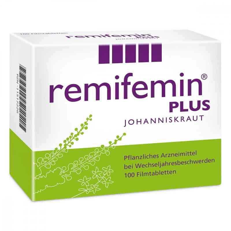 Remifemin plus Johanniskraut Filmtabletten  bei Apotheke.de bestellen