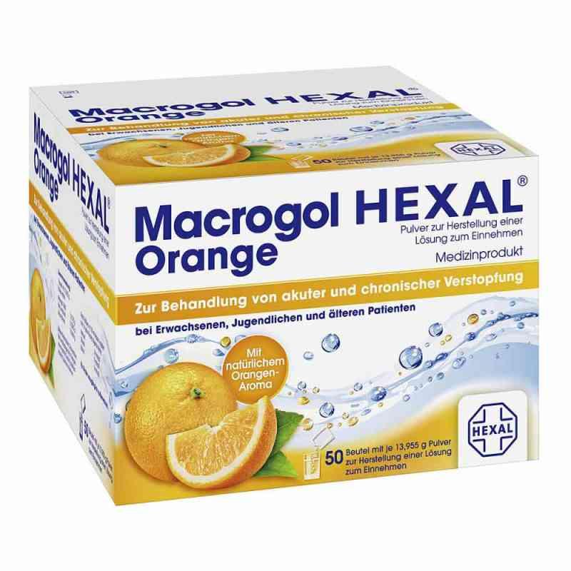 Macrogol Hexal Orange Plv.z.her.e.lsg.z.einn.btl.  bei Apotheke.de bestellen