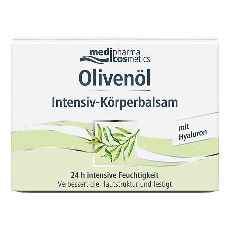Olivenöl Intensiv-körperbalsam  bei Apotheke.de bestellen