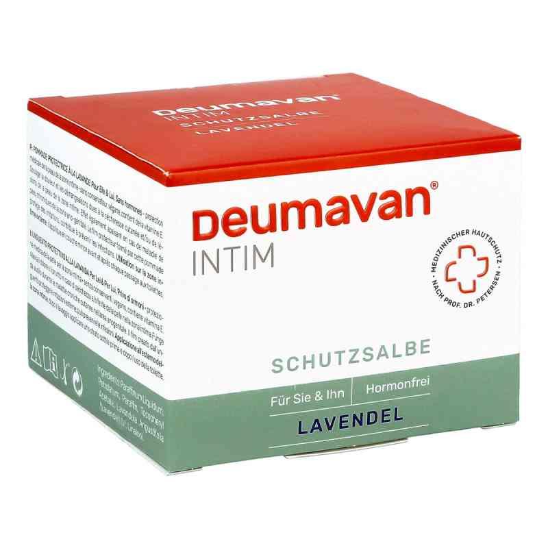 Deumavan Schutzsalbe mit Lavendel Dose  bei Apotheke.de bestellen