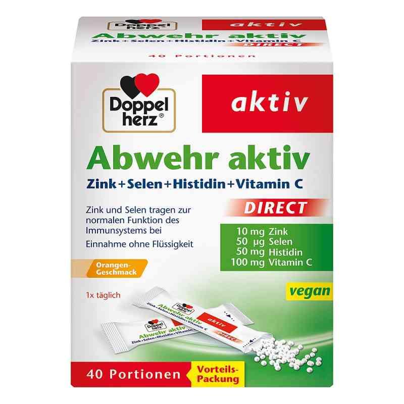 Doppelherz Abwehr aktiv Direct Pellets  bei Apotheke.de bestellen